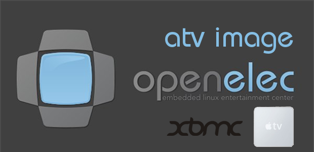 New OpenELEC-ATV r18057-g39f1b1b Release Image OpenELEC AppleTV ATV image r18057-g39f1b1b nightly build is now available for download. This build is for Apple TV (Version 1 ATV) devices. These builds include […]