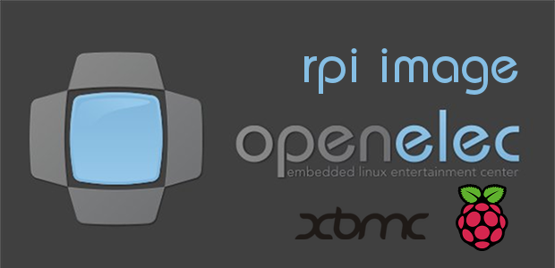 New OpenELEC-RPi r16406 Release Image OpenELEC RPi image r16406 nightly build is now available for download. This build is for Raspberry Pi (RPi) devices only.